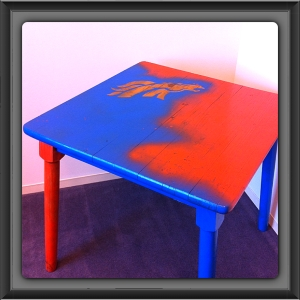 Bronco table